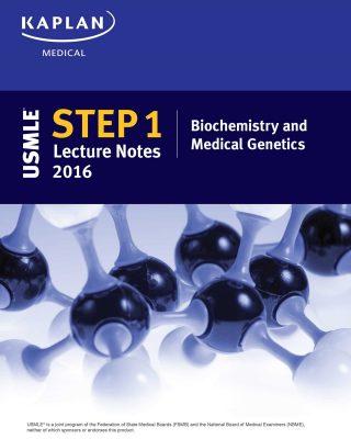 KAPLAN USMLE STEP 1 Biochemistry and Medical Genetics 2016 [ادیبان]