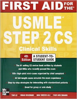 First AID for the USMLE step 2 CS Clinical Skills 2012 [ادیبان]