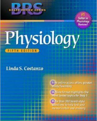 BRS Physiology 2015 رنگی [اندیشه رفیع]