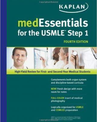 KAPLAN MEDICAL med Essentials for the USMLE Step 1 [اندیشه رفیع]
