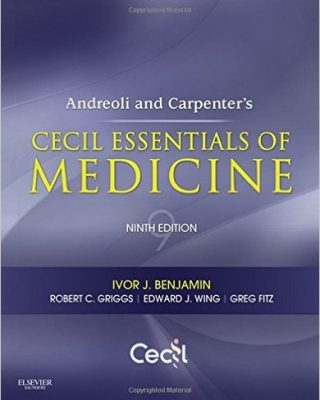 Cecil Essentials Of MEDICINE 2016 [جامعه نگر]