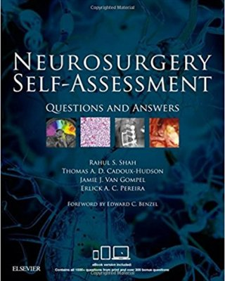 Neurosurgery Self Assessment Questions and Answers 2017