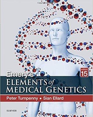 Emerys Elments of Medical Genetics 2017 [اندیشه رفیع]